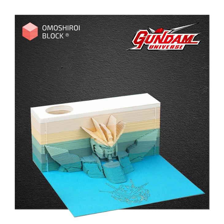 Gundam Omoshiroi Block